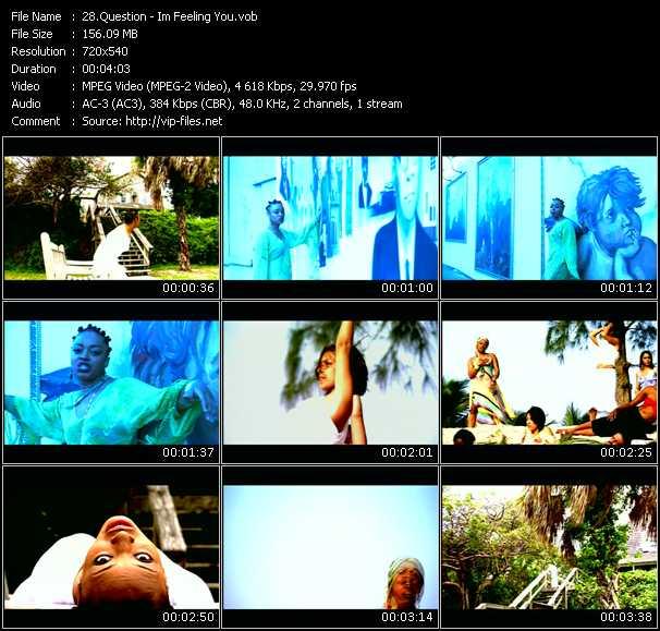 Question video screenshot