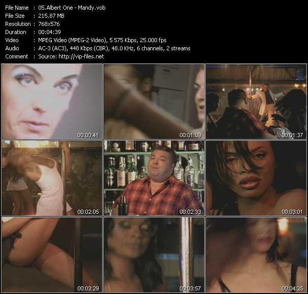 Albert One video screenshot