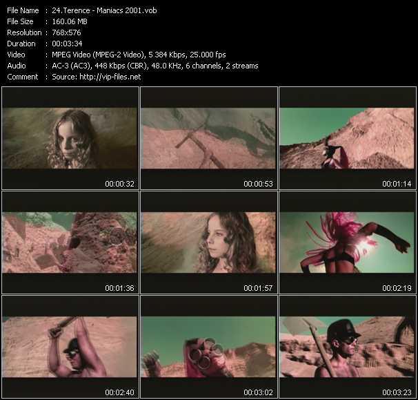 Terence video screenshot