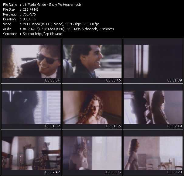 Maria McKee video screenshot