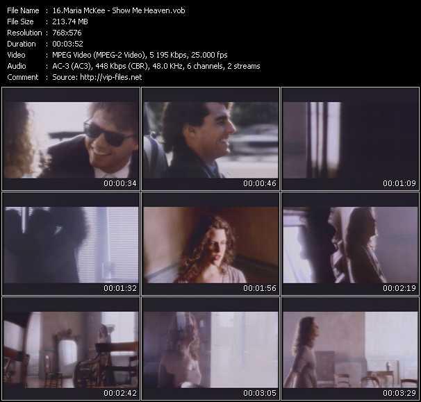 Maria McKee video screenshot