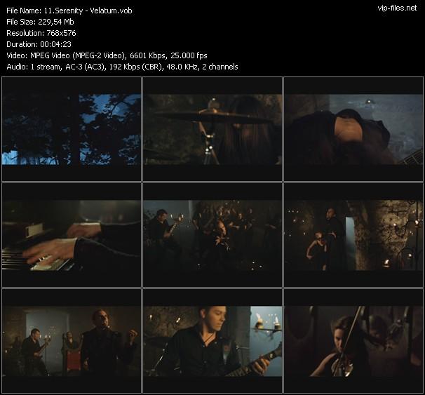 Serenity video screenshot