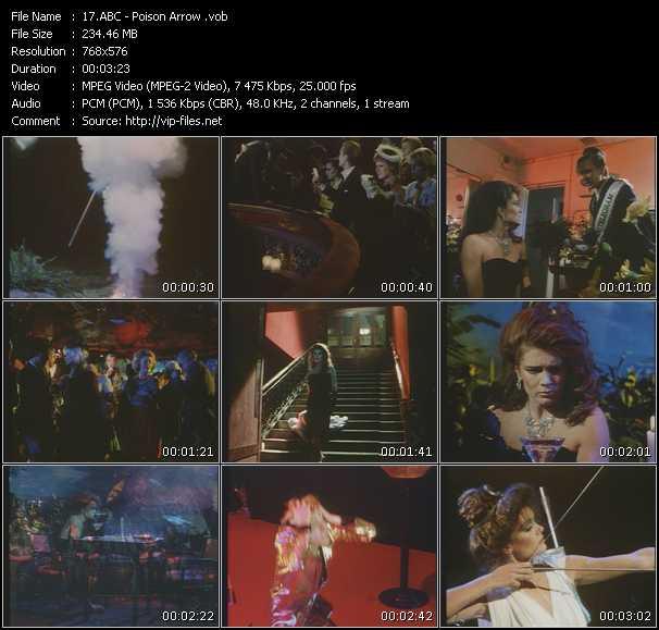 video Poison Arrow screen