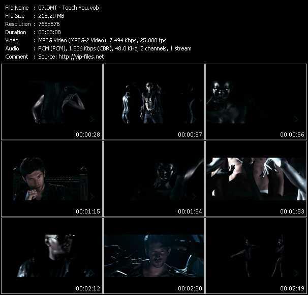 Dmt video screenshot