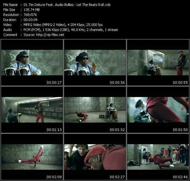 Tim Deluxe Feat. Audio Bullies video screenshot