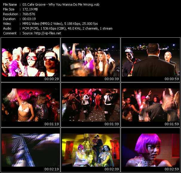 Cafe Groove video screenshot