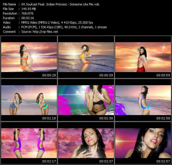 Soulcast Feat. Indian Princess video screenshot