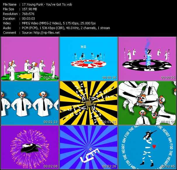 Young Punk video screenshot
