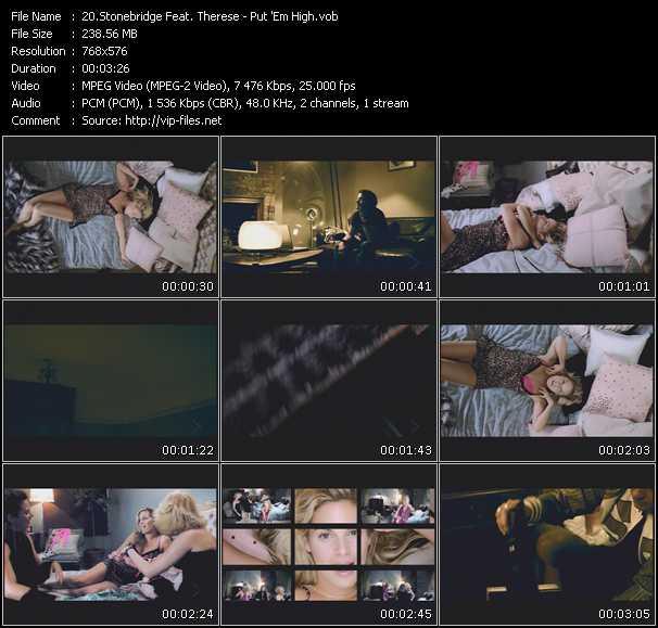 video Put 'Em High screen