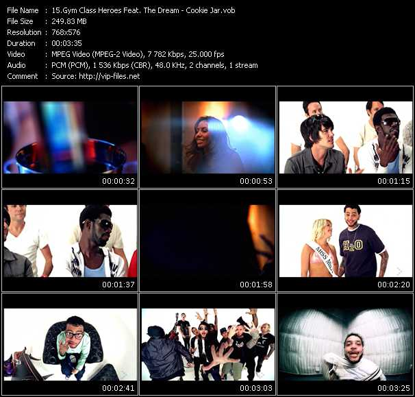 Gym Class Heroes Feat. The-Dream video screenshot