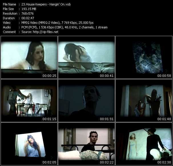 House Keepers video screenshot