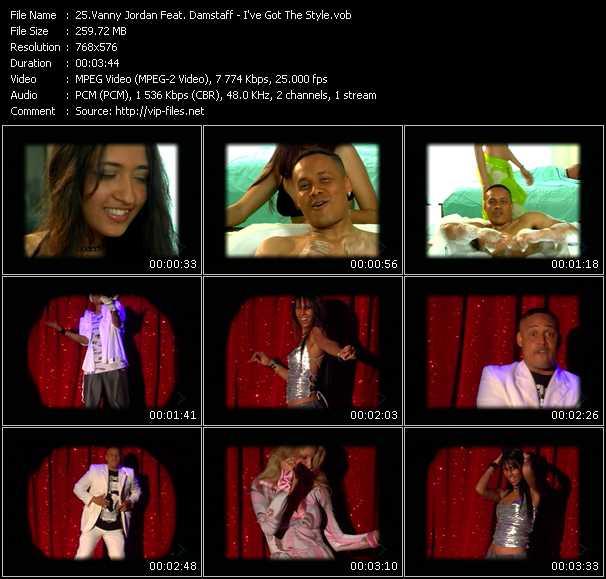 Vanny Jordan Feat. Damstaff video screenshot