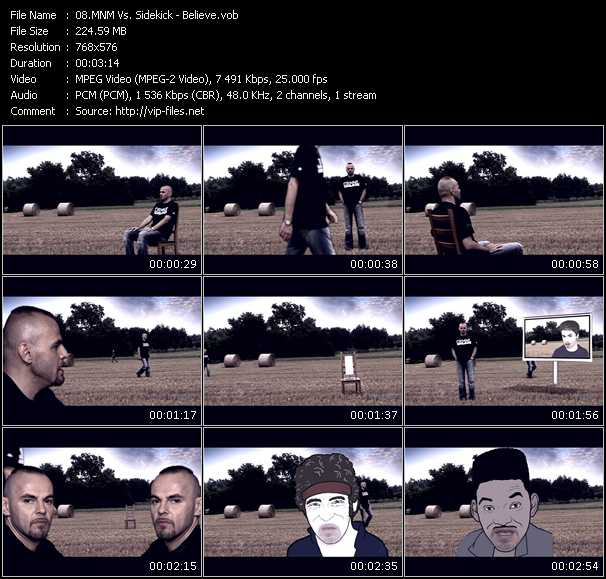 Mnm Vs. Sidekick video screenshot