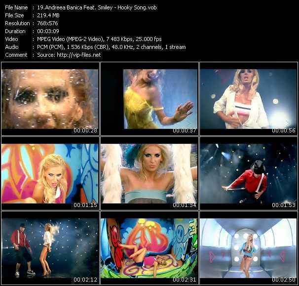 Andreea Banica Feat. Smiley video screenshot