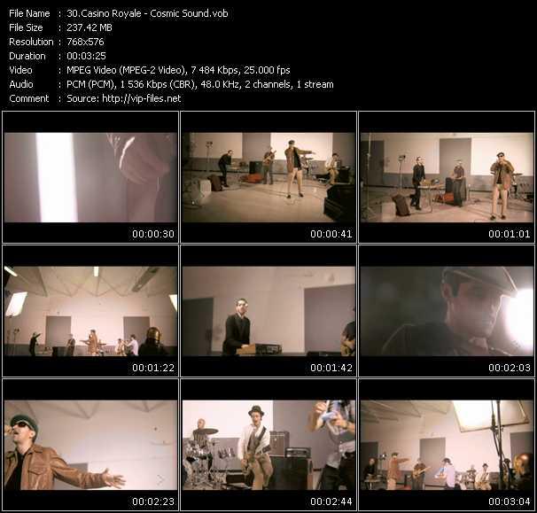Casino Royale video screenshot