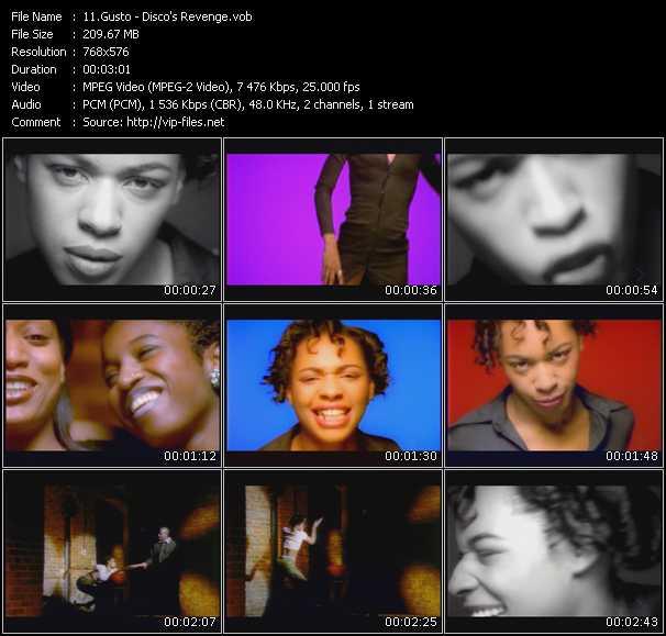 Gusto video screenshot