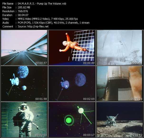 M.A.R.R.S. video screenshot