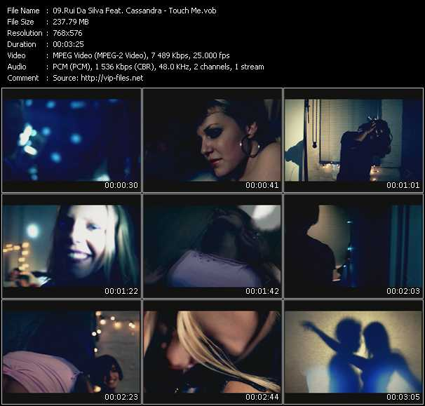Rui Da Silva Feat. Cassandra video screenshot