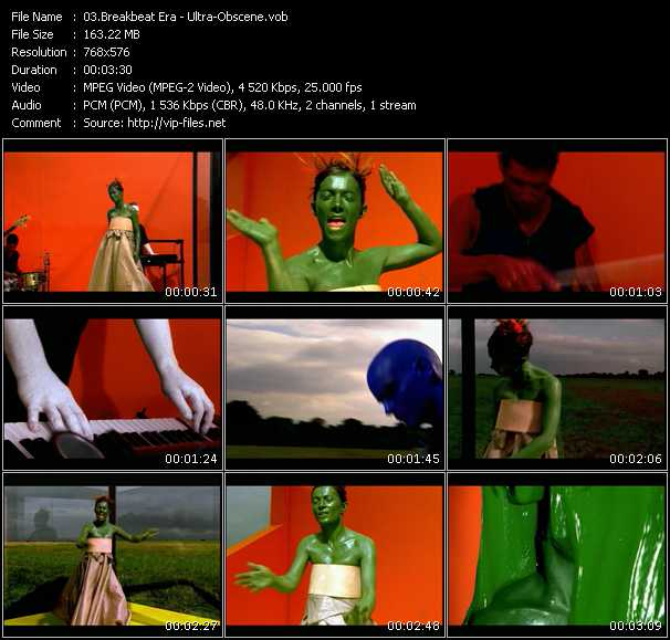 Breakbeat Era video screenshot