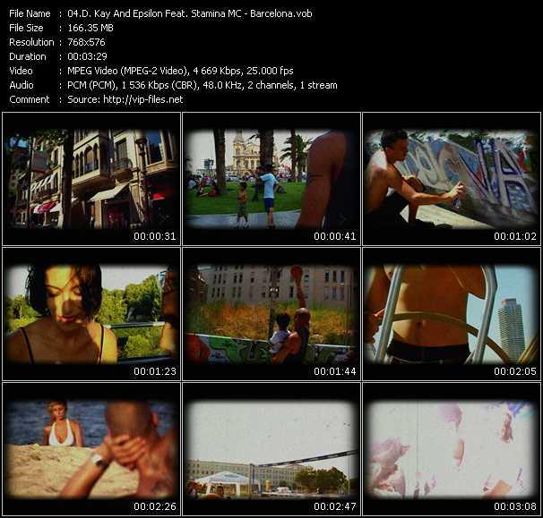 D. Kay And Epsilon Feat. Stamina MC video screenshot