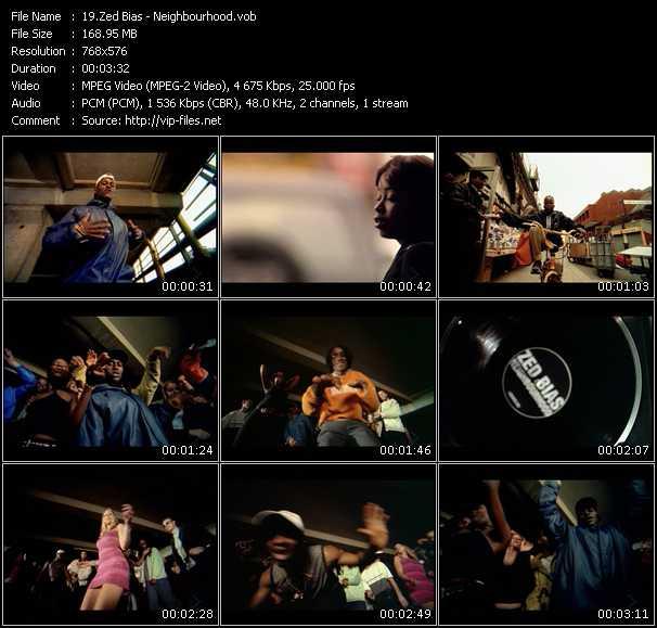 Zed Bias video screenshot