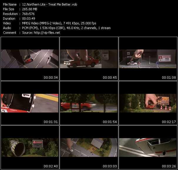 Northern Lite video screenshot