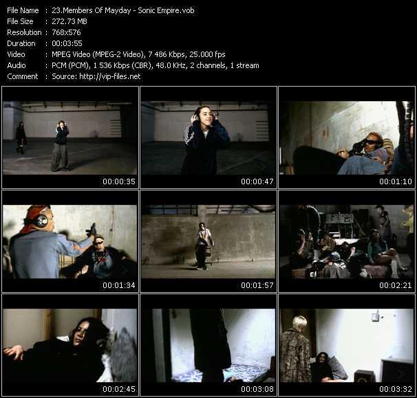 Members Of Mayday video screenshot