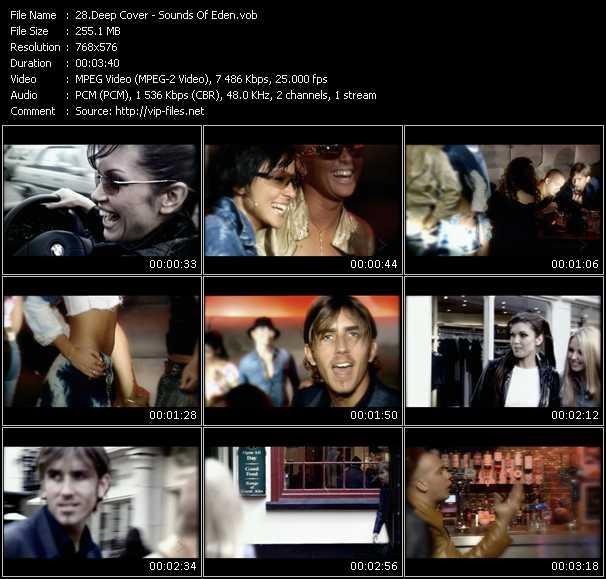 Deep Cover video screenshot