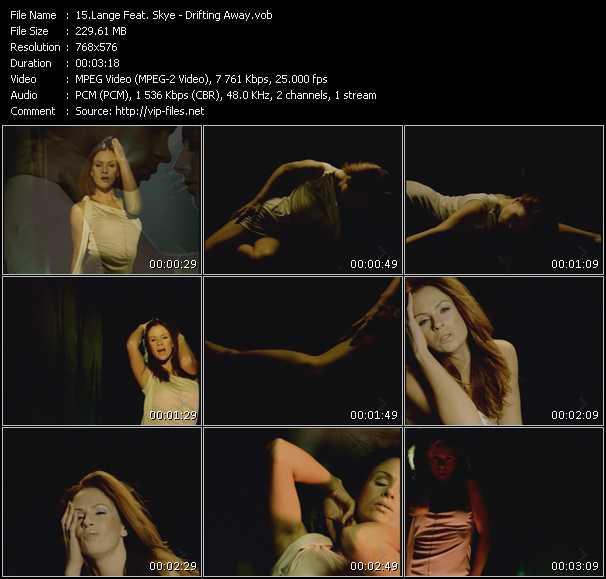Lange Feat. Skye video screenshot