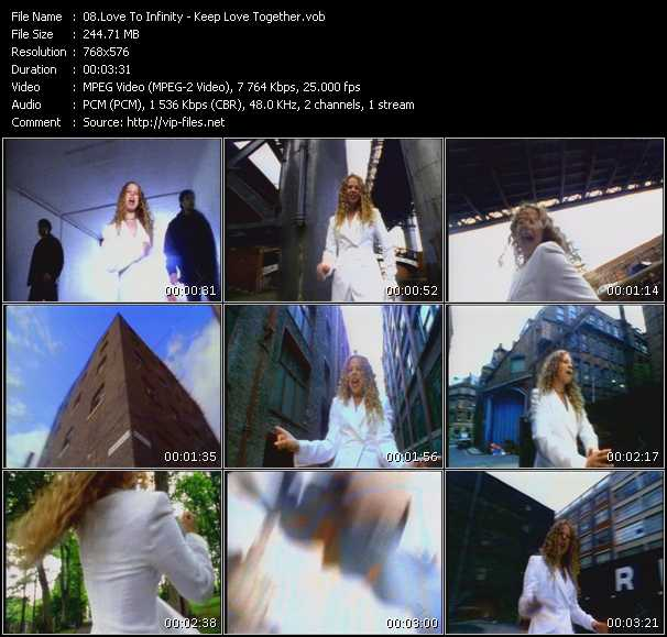 Love To Infinity video screenshot