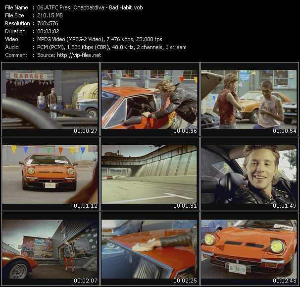 Atfc Presents One Phat Deeva video screenshot