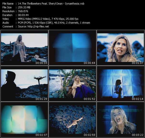 Thrillseekers Feat. Sheryl Dean video screenshot