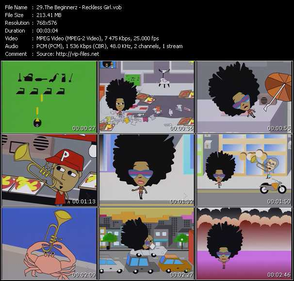Beginnerz video screenshot