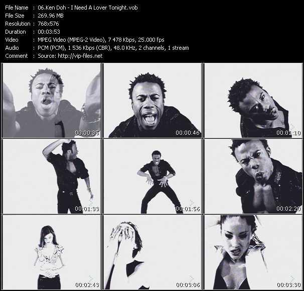 Ken Doh video screenshot