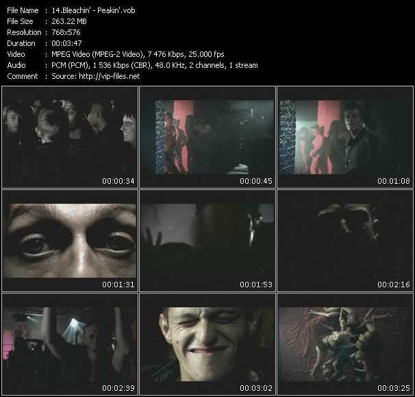 Bleachin' video screenshot