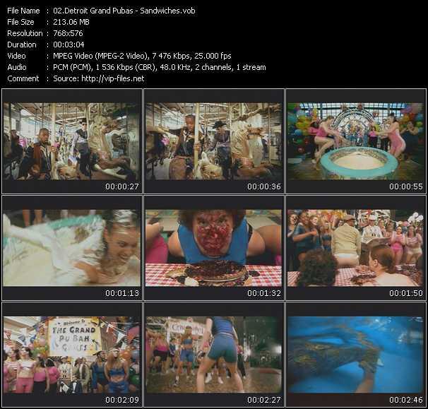 Detroit Grand Pubahs video screenshot