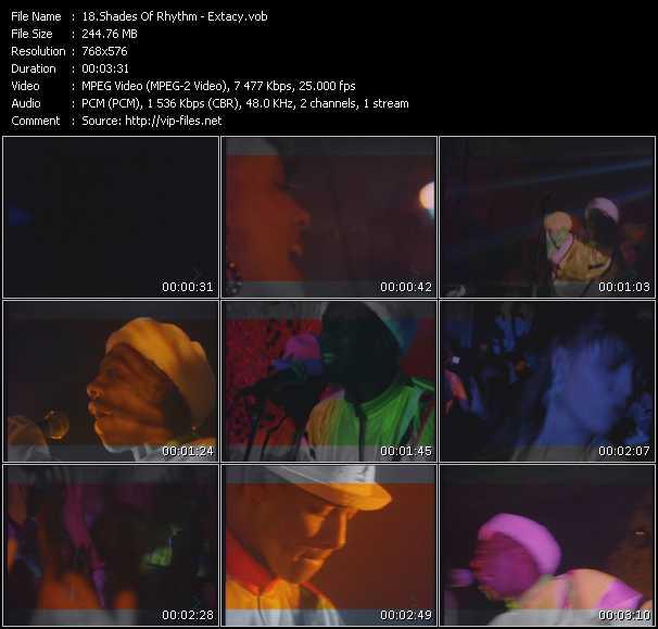 Shades Of Rhythm video screenshot