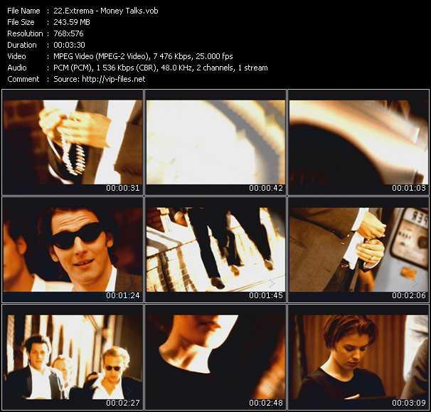 Extrema video screenshot