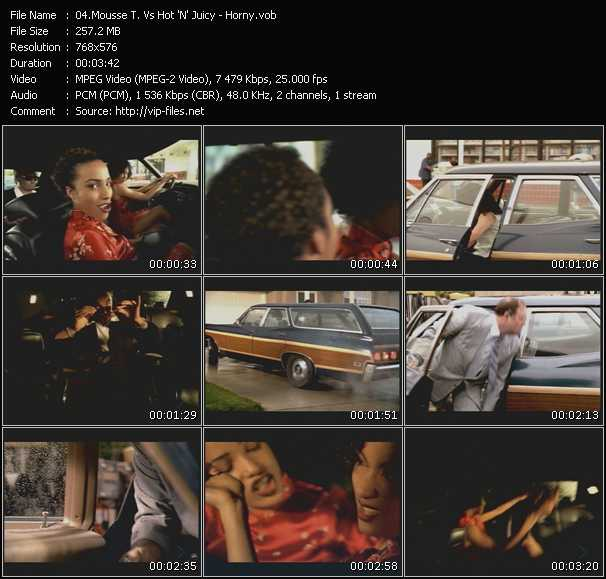 Mousse T. Vs. Hot 'N' Juicy video screenshot