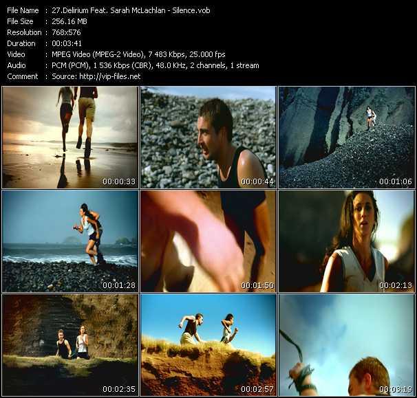 Delerium Feat. Sarah McLachlan video screenshot