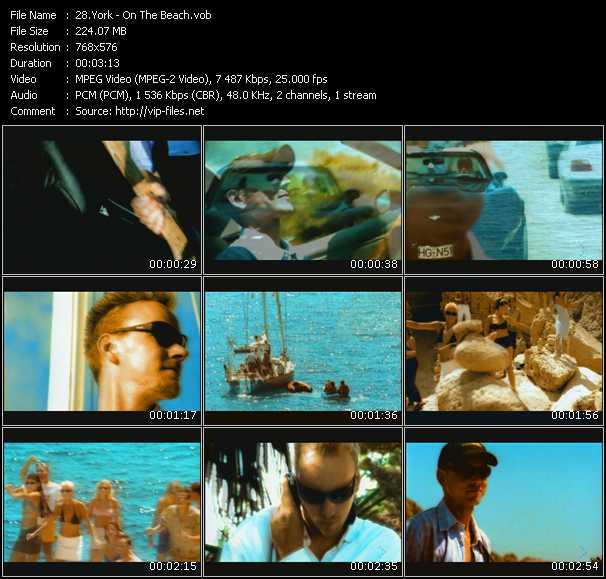 York video screenshot