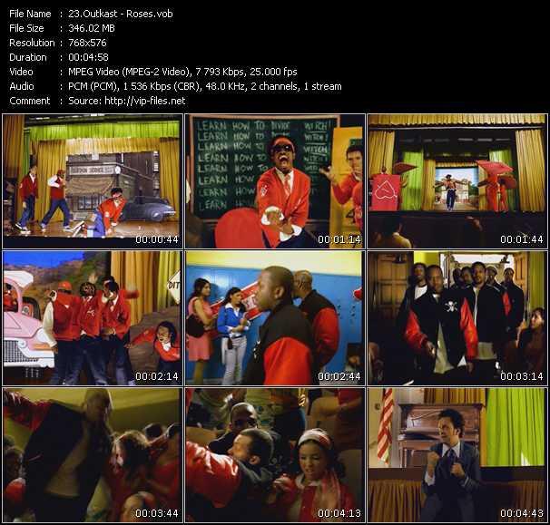Outkast video screenshot