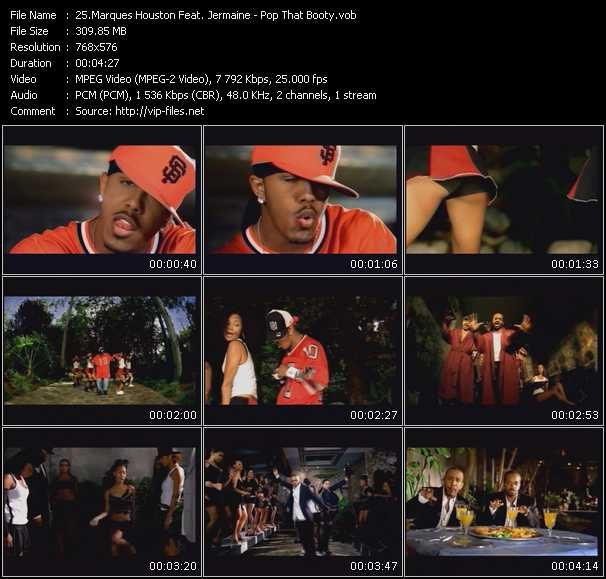 Marques Houston Feat. Jermaine video screenshot