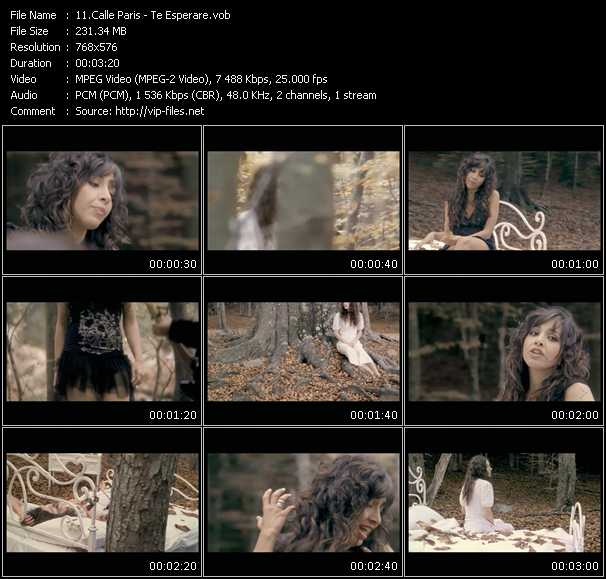 Calle Paris video screenshot