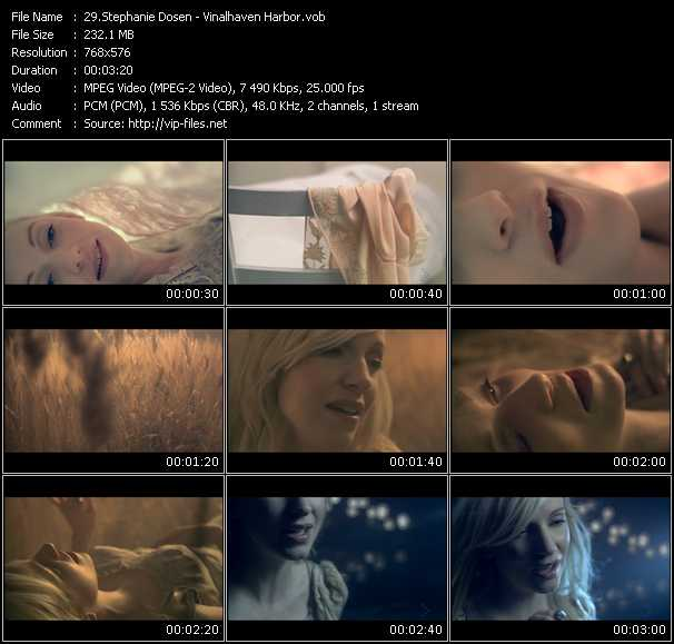 Stephanie Dosen video screenshot