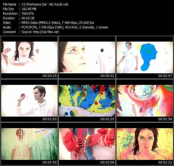 Shortwave Set video screenshot