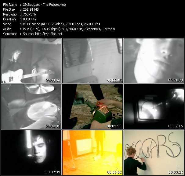Beggars video screenshot