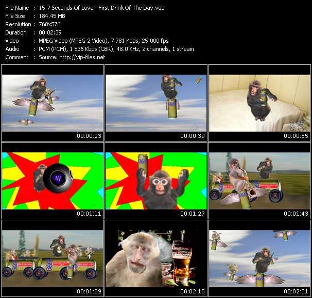 7 Seconds Of Love video screenshot