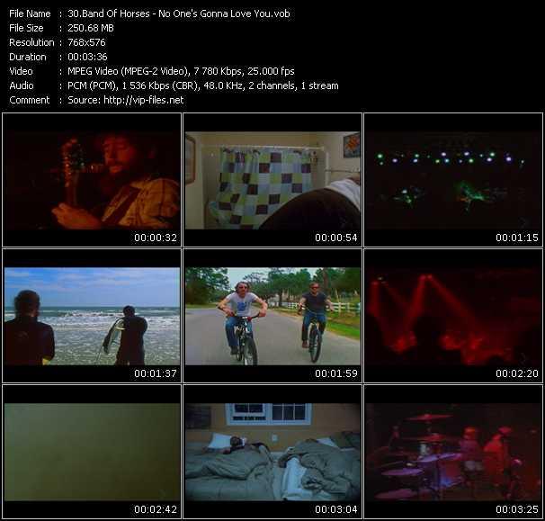 Band Of Horses video screenshot