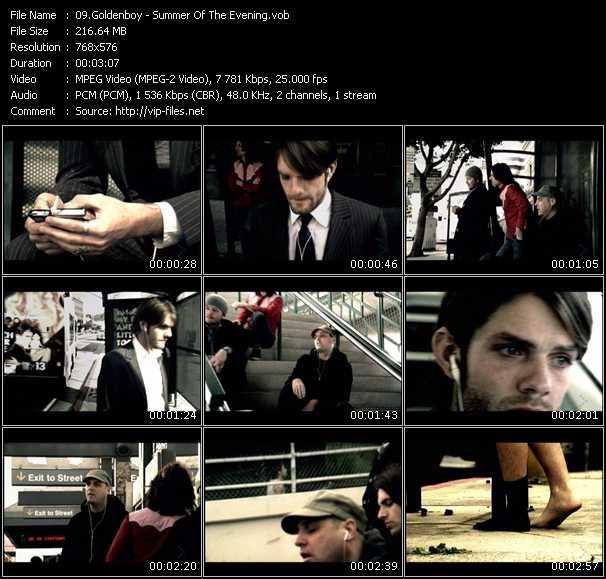 Goldenboy video screenshot